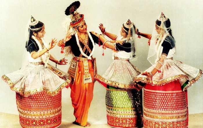 5be540aa4 Manipuri Dance - History