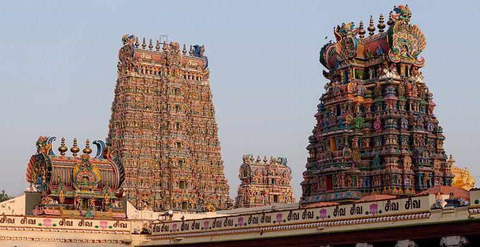 Meenakshi Amman Temple Madurai History Architecture