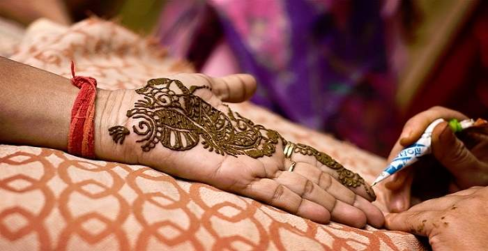 Mehndi Ceremony : Mehndi ceremony ideas rituals customs significance