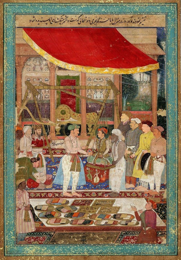 Mughal Painting - Evolution & History, Features & Prominent