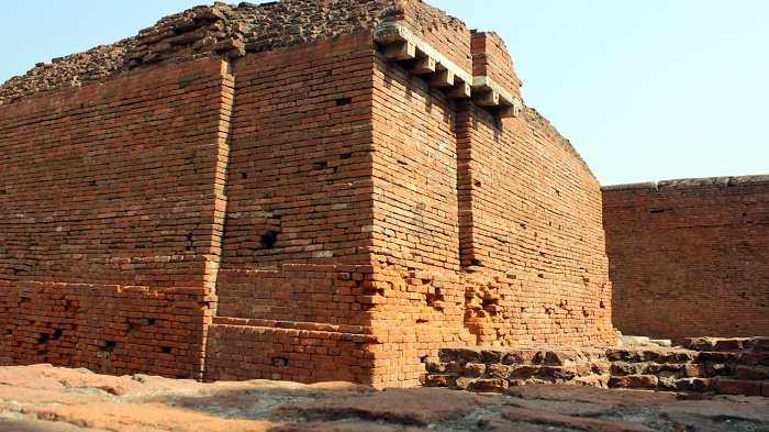 Hiuen Tsang in Nalanda