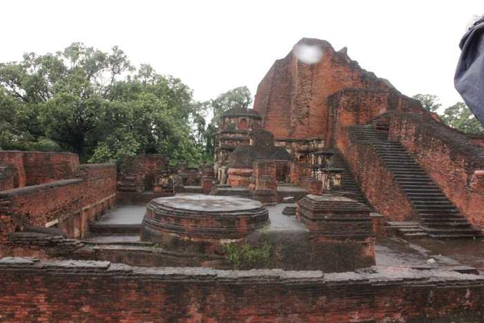 I-tsing in Nalanda