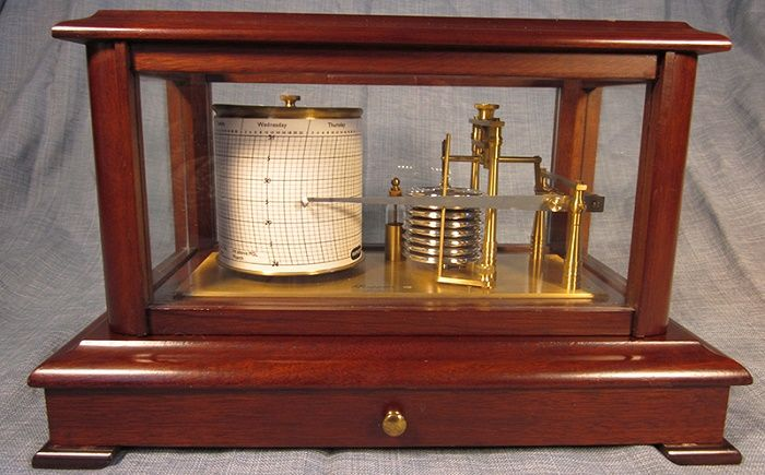 Nautical Barographs