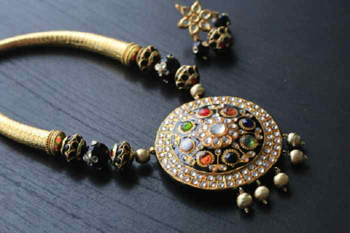 Navratna Jewelry Historical Religious Astrological Significance