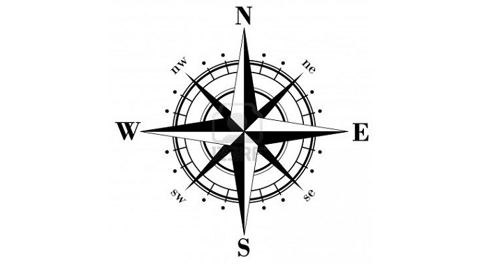 Navigation compass