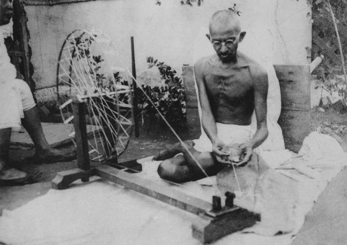 the revolution of non violence gandhi How did gandhi win original article at https: please consider donating to waging nonviolence donate living revolution by george lakey the arts of protest by nadine bloch experiments with truth news.