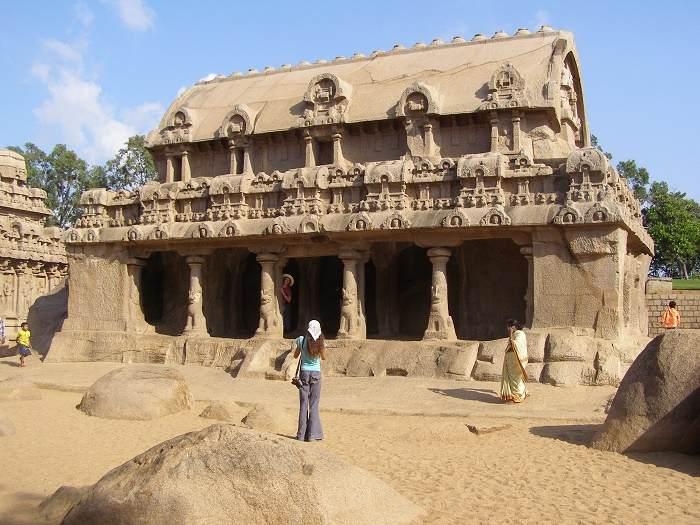 Panch Rathas at Mahabalipuram - History, Architecture, Facts