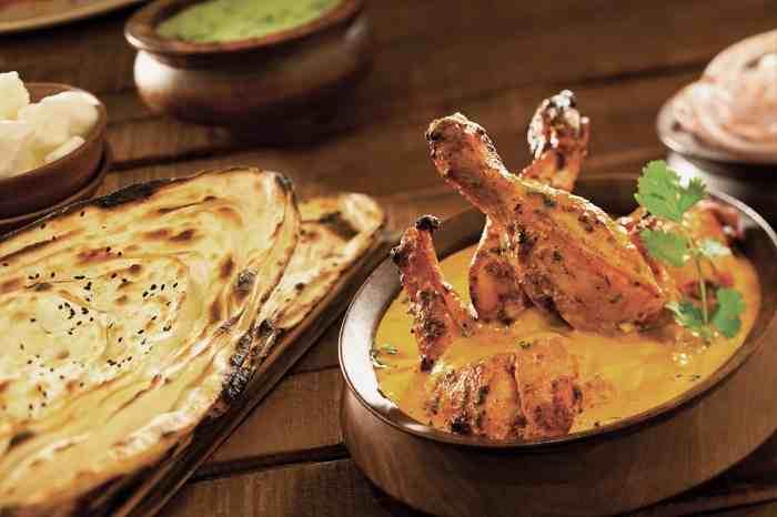 Traditional Punjabi Food Cuisine
