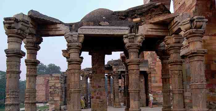 Image result for architecture of qutub minar