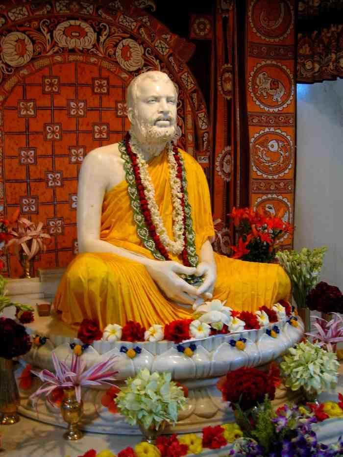 erotic life mystical ramakrishna teachings