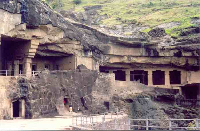 Rock-Cut Architecture in India - History & Evolution