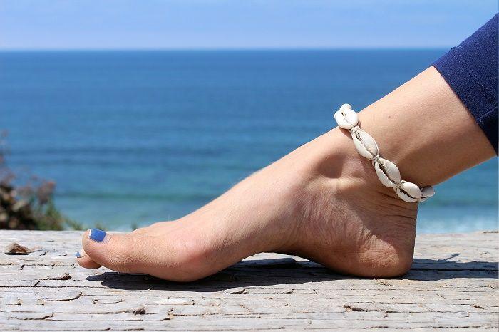 Shells Anklet