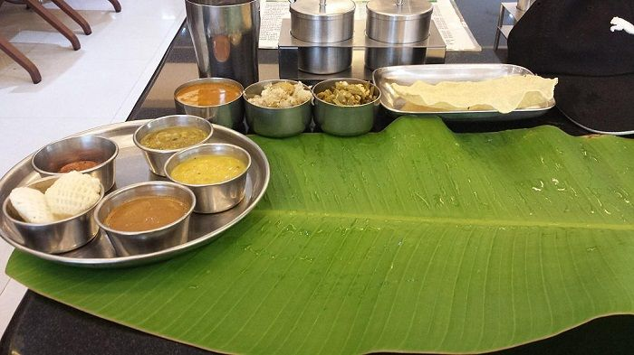 speech on indian cuisine