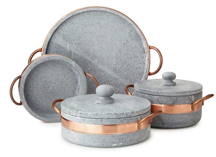 Soap Stone Utensils