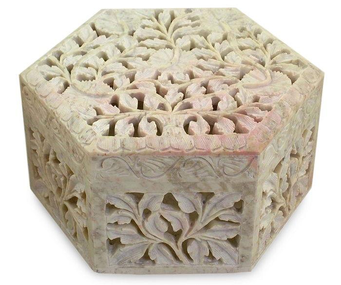 Soapstone Boxes