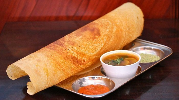 Puri South Indian Food