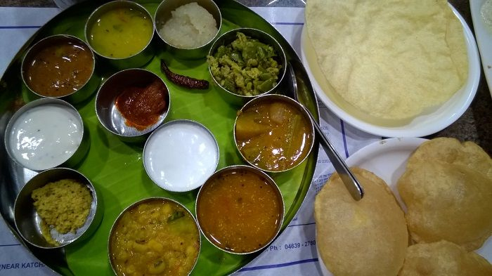 South Indian Food Cuisine