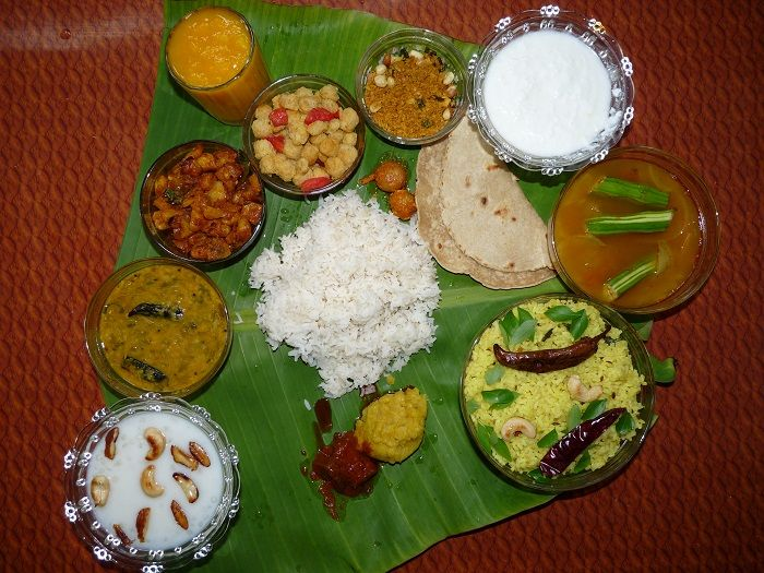 South Indian Food & Cuisine