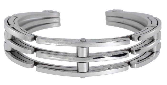 Stainless Steel Armlets