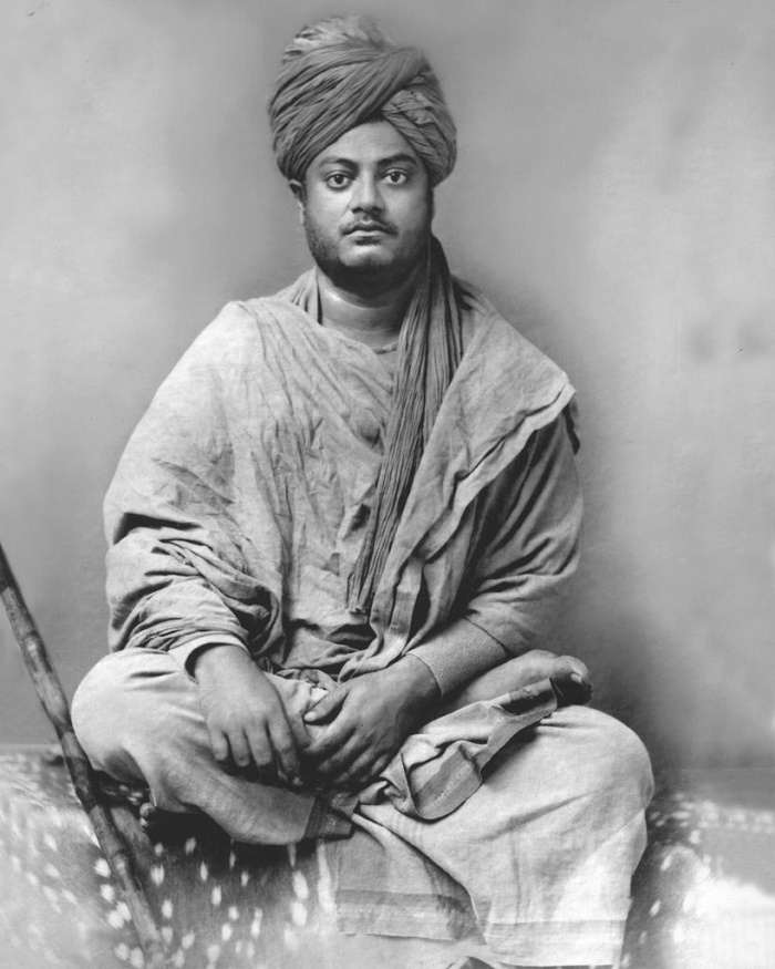 life history of swami vivekanandha Swami vivekananda was born on january 12, 1863 in the memory of the great  spiritual leader, who continues to inspire millions, this day is.