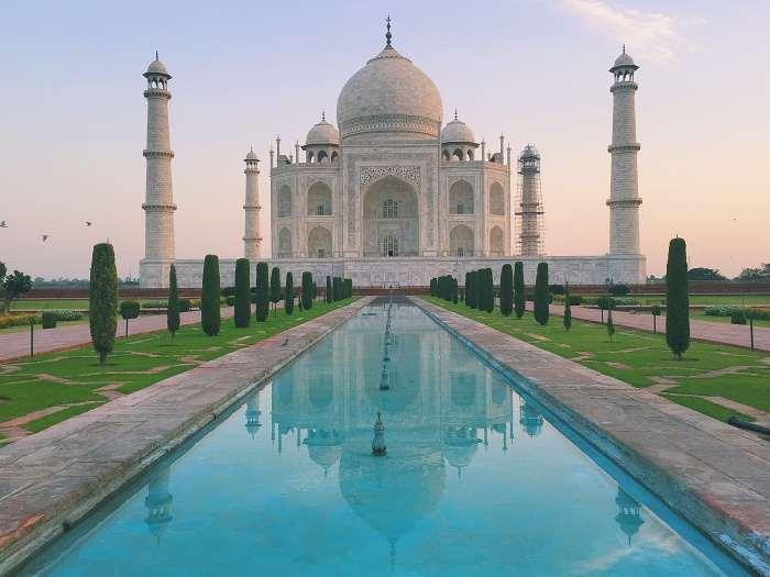 Taj Mahal Agra India – History, Architecture, Facts, Myths