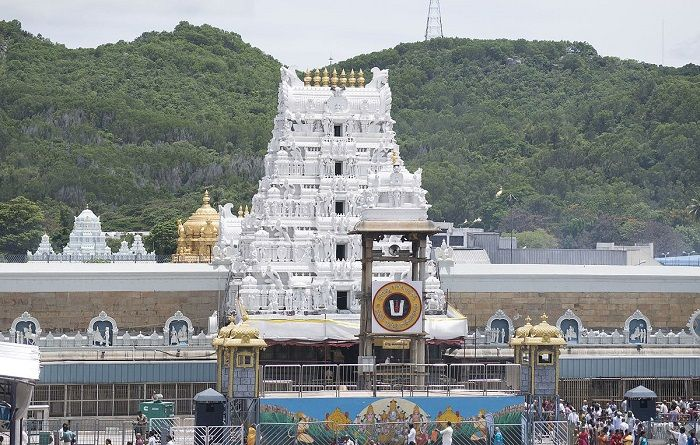 Tirupati Balaji is the richest temple in the world.