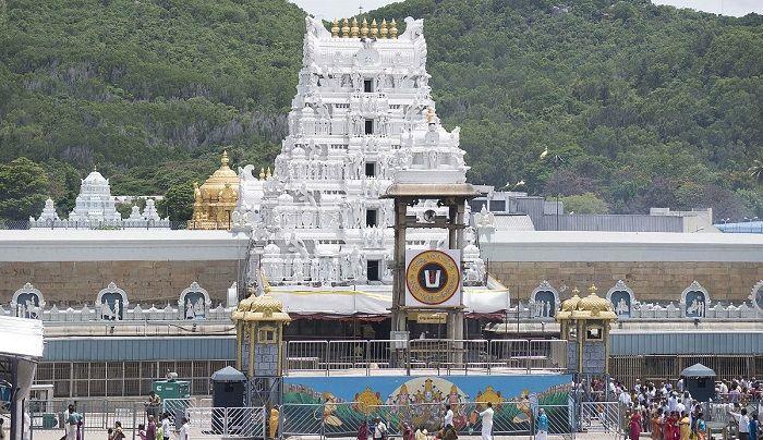 Sri Venkateswara Temple Tirumala (Tirupati Balaji) - History