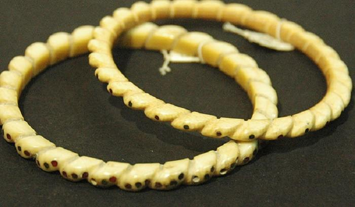 Tradition of ivory jewelry in india how to determine ivory from bone mozeypictures Images