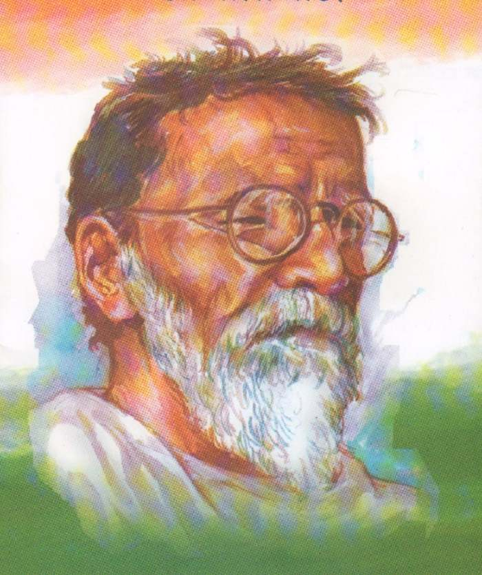 essay on vinoba bhave The bhoodan movement or land gift movement was initiated and inspired by vinoba bhave 1951.