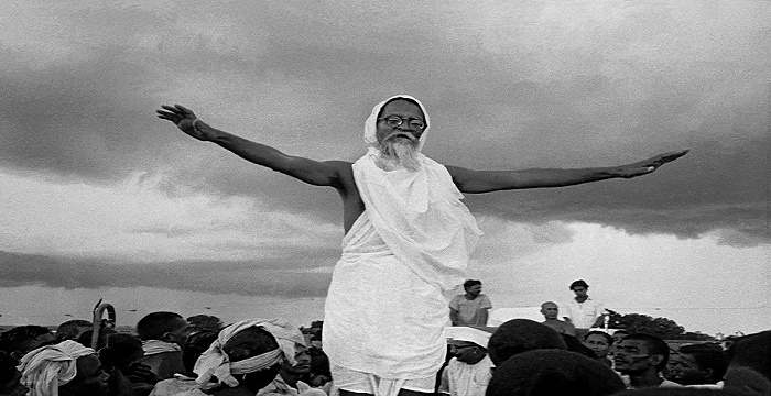 Acharya Vinoba Bhave Biography Life History Facts