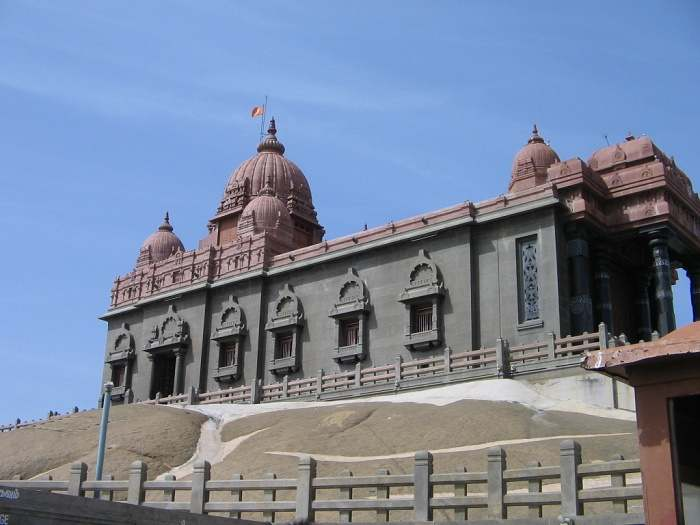 Establishment of �Vivekananda Kendra'
