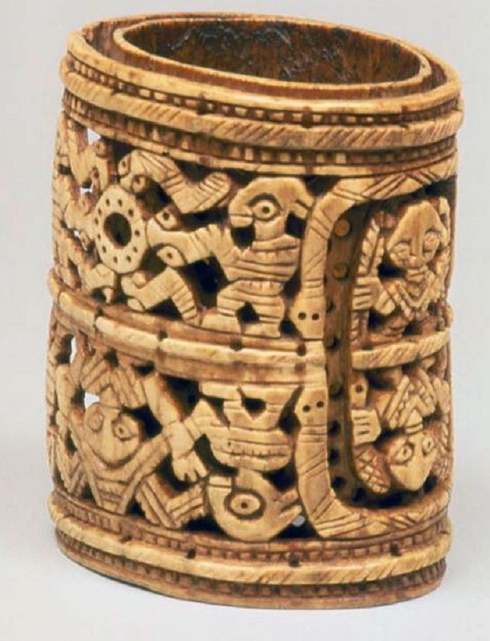 Wooden Armlets