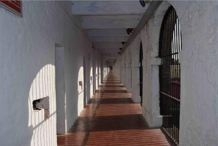 Cellular Jail in Andaman and Nicobar Islands