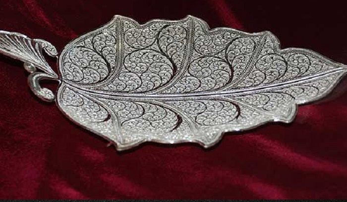 Filigree Utensils for Auspicious Occasions