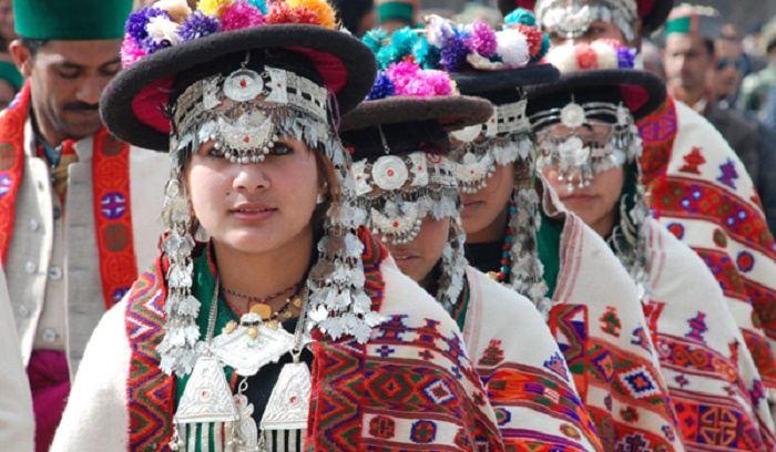 Himachal Pradesh- Tribes of Chamba, Kangra, Mandi and Kullu