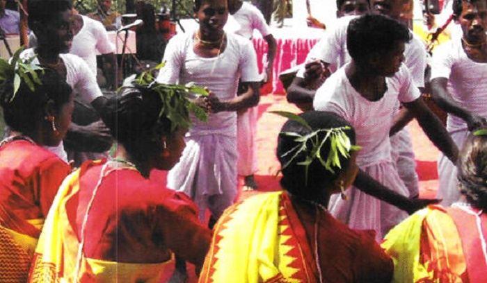 Bihar-Santhal Tribes