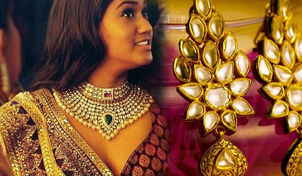 Jadau carries the legacy of Indian jewelry