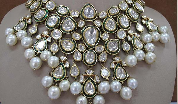 Jewelry is very important for the Indian bride