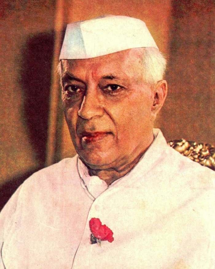 Nehru as Prime Minister of India