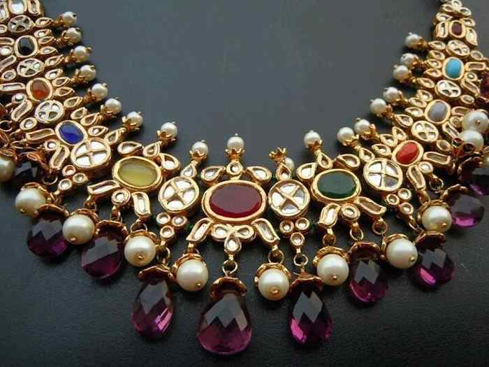 Navratna jewelry historical religious astrological for Fashion valley jewelry stores