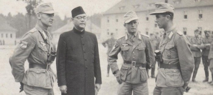 Image result for subhash chandra bose