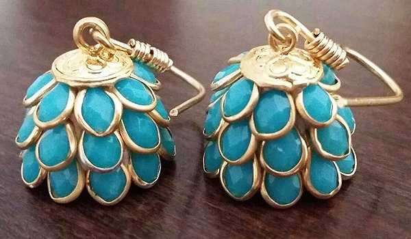 Why Ladies Love Pachchikam Ornaments?