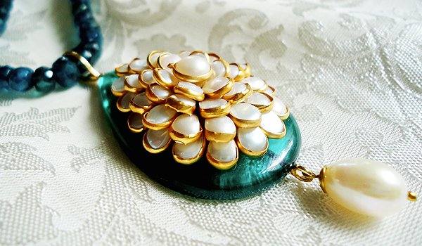 Pachchikam Jewelry Indian Craft Heritage