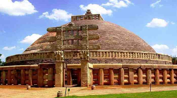 Sanchi Stupa - History, Architecture, Visiting Hours