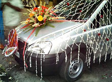 Wedding  Decorations on Indian Wedding Car Decoration   Indian Wedding Car Decoration Tips