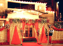 Indian Wedding Decoration - Indian Wedding Flower Decoration